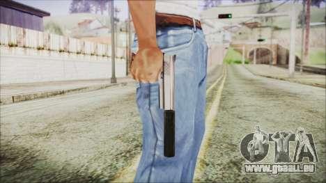 Wildey Magnum für GTA San Andreas dritten Screenshot