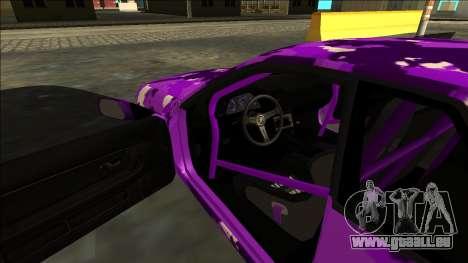 Nissan Skyline R32 Drift pour GTA San Andreas roue