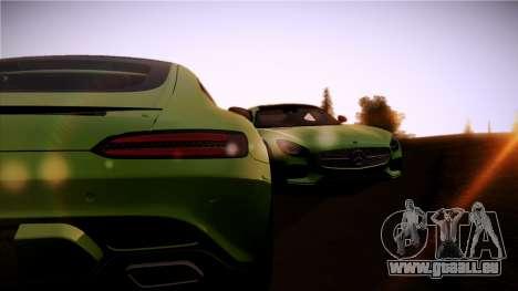 ENB by OvertakingMe (UIF) v2 pour GTA San Andreas deuxième écran
