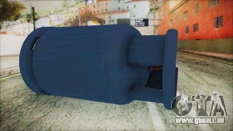 Gas LPG 12 kg pour GTA San Andreas deuxième écran