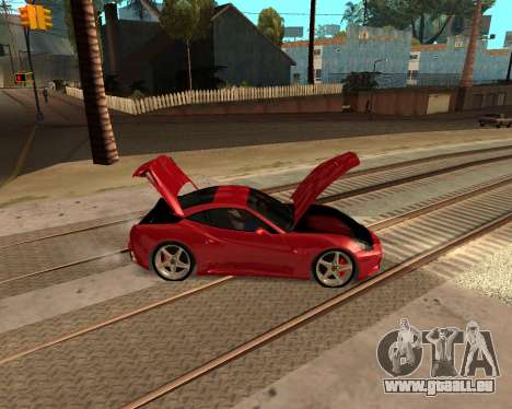 Car Accessories Script v1.1 für GTA San Andreas