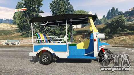 Tuk-Tuk für GTA 5