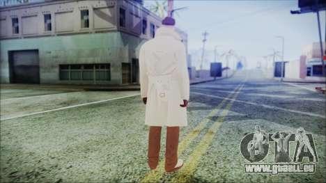 GTA Online Skin 9 pour GTA San Andreas troisième écran