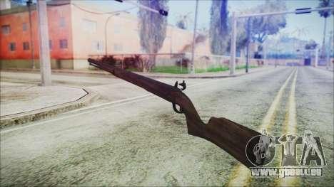 GTA 5 Musket - Misterix 4 Weapons für GTA San Andreas zweiten Screenshot