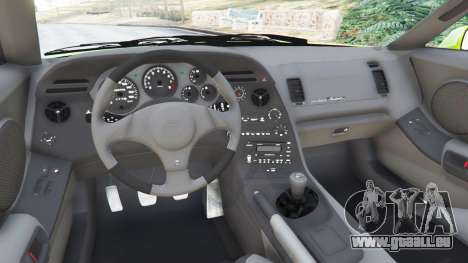 Toyota Supra JZA80 für GTA 5
