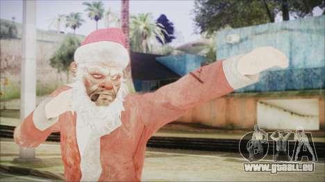 GTA 5 Santa Sucio für GTA San Andreas