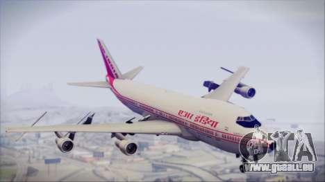 Boeing 747-237Bs Air India Harsha Vardhan pour GTA San Andreas