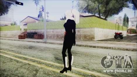 Diegos Cat pour GTA San Andreas troisième écran