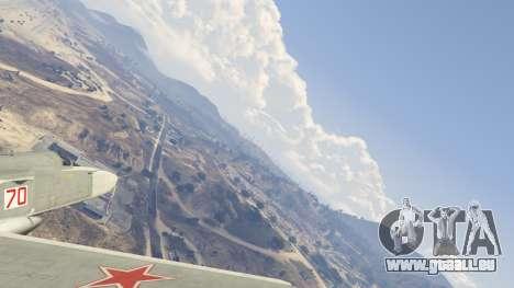GTA 5 SU-24M zehnte Screenshot