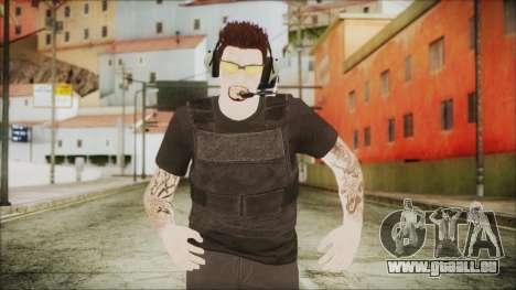 GTA Online Skin 19 pour GTA San Andreas