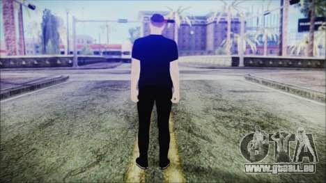 GTA Online Skin 24 pour GTA San Andreas troisième écran