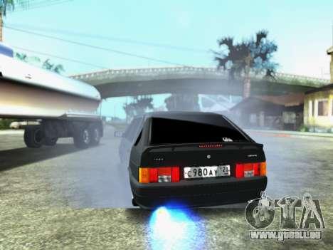 2114 für GTA San Andreas rechten Ansicht