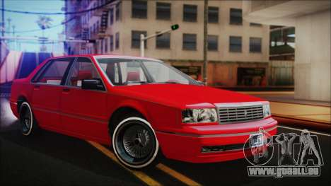 GTA 5 Albany Primo Custom No Interior für GTA San Andreas