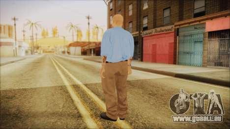 GTA 5 LS Vagos 3 pour GTA San Andreas troisième écran