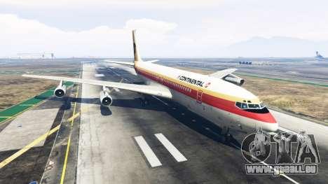 GTA 5 Boeing 707-300