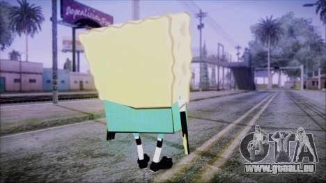 Spongeman pour GTA San Andreas troisième écran
