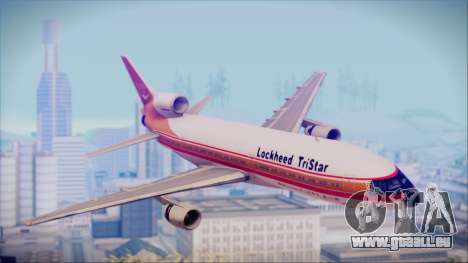 Lockheed L-1011 TriStar Prototype pour GTA San Andreas