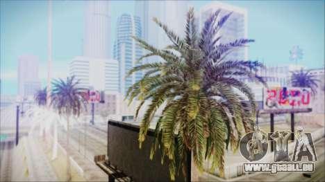 GTA 5 Vegetation [W.I.P] - Palms pour GTA San Andreas