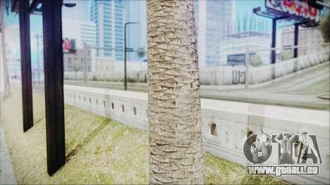 GTA 5 Vegetation [W.I.P] - Palms pour GTA San Andreas deuxième écran