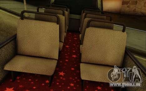 TMZ Tourbus für GTA San Andreas rechten Ansicht