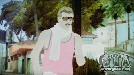 GTA Online Skin 36 für GTA San Andreas