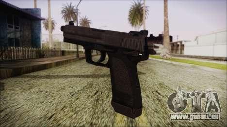 PayDay 2 Interceptor .45 pour GTA San Andreas deuxième écran