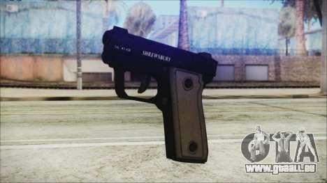 GTA 5 SNS Pistol v3 - Misterix Weapons pour GTA San Andreas