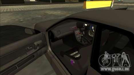 Nissan Skyline R32 Drift pour GTA San Andreas salon