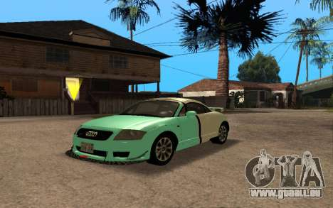 Audi TT 2004 Tunable für GTA San Andreas Seitenansicht
