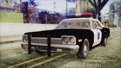 Dodge Monaco 1974 SFPD IVF