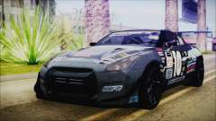 Nissan GT-R R35 Naoto