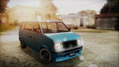GTA 5 Declasse Moonbeam No Interior