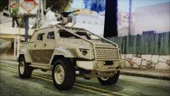GTA 5 HVY Insurgent Pick-Up pour GTA San Andreas