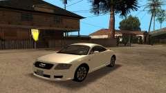 Audi TT 2004 Tunable pour GTA San Andreas