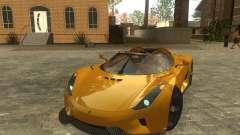 Koenigsegg Regera 2015 pour GTA San Andreas
