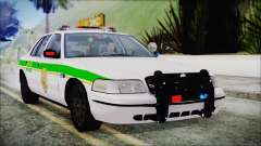 Ford Crown Victoria Miami Dade v2.0 für GTA San Andreas