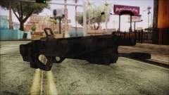 Cyberpunk 2077 Rifle Camo