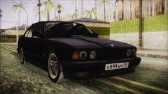 BMW 535i E34 limousine für GTA San Andreas