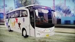 Starbus 34XM für GTA San Andreas