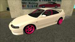 Honda Integra Drift für GTA San Andreas