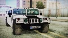 Hummer H1 Limo 6x6 pour GTA San Andreas