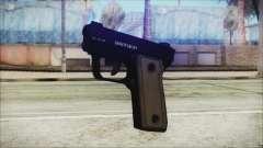 GTA 5 SNS Pistol v3 - Misterix Weapons für GTA San Andreas