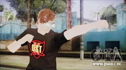 GTA Online Skin 43 pour GTA San Andreas