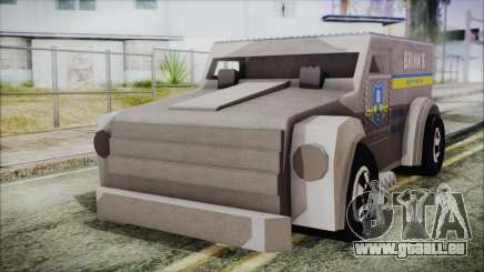 Hot Wheels Funny Money Truck pour GTA San Andreas