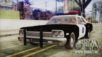 Dodge Monaco 1974 SFPD IVF für GTA San Andreas