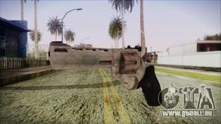 PayDay 2 Bronco .44 für GTA San Andreas
