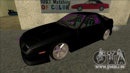 Mazda RX-7 FC Drift für GTA San Andreas