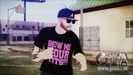 GTA Online Skin 48 pour GTA San Andreas