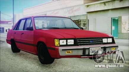 Ford LTD LX 1986 pour GTA San Andreas