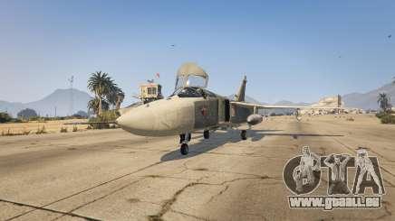 SU-24M pour GTA 5